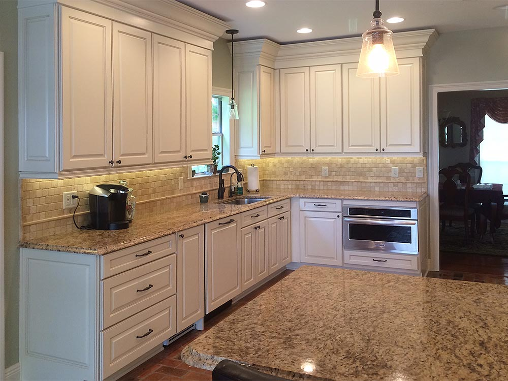 Nice Ocean Springs, MS Kitchen Remodel