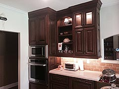 Custom cabinetry is an integral part of many personalized kitchen remodeling projects