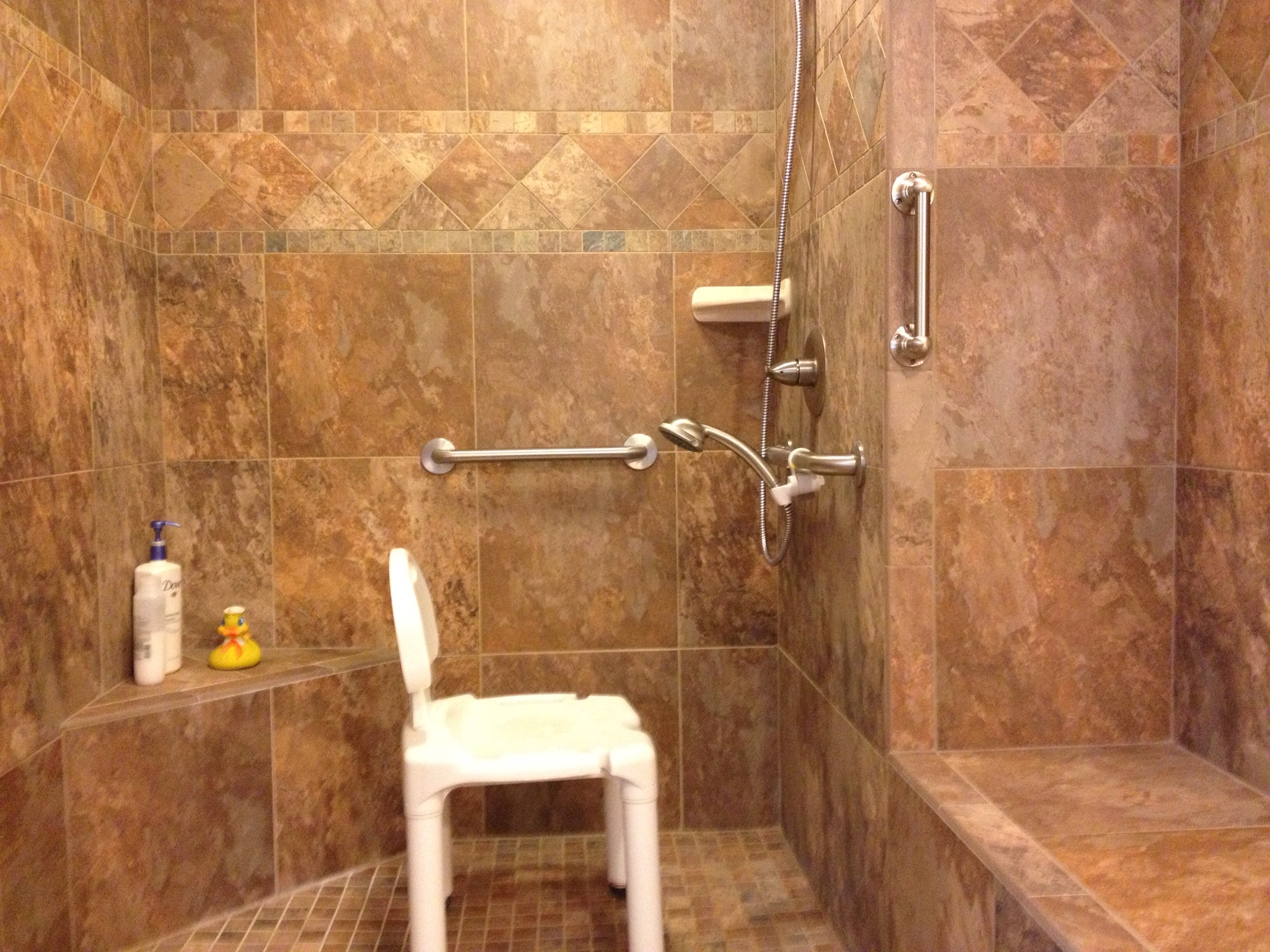 Ever Thought About a Steam Shower?