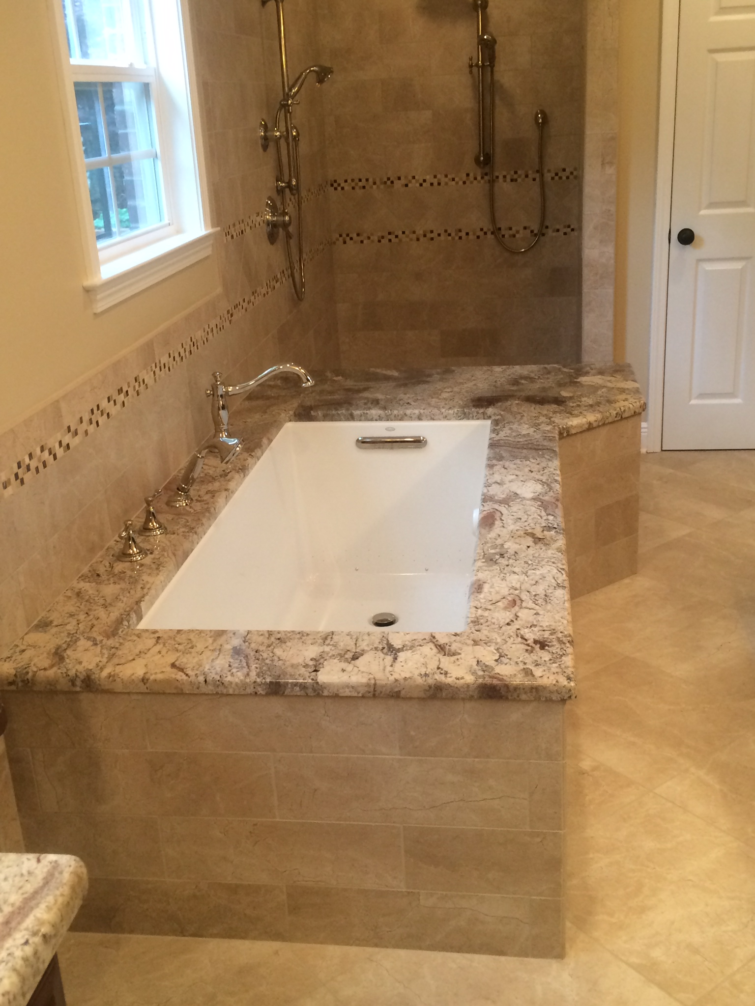 Kohler Tub And Shower : Kohler Undermount Tub Custom Home Remodeling in Gulfport, MS 228 ...