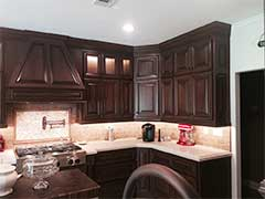 Custom Kitchen and Dining Room Remodel