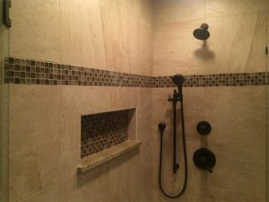 Custom Tile and Shower for Your Bathroom