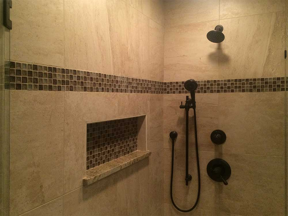Custom Tile And Shower For Your Bathroom Custom Shower
